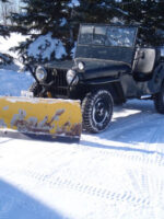 Ralph Bullock's 1949 Willys CJ-2A