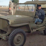 A Willys MB Saved from the Scrap Yard