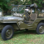 Willys MB Project Inspired by my Grandfather