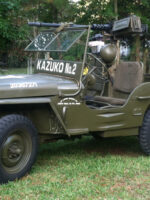 Ryan Wham's 1942 Willys MB