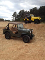 Nathaniel Webb's 1963 Willys CJ-3B