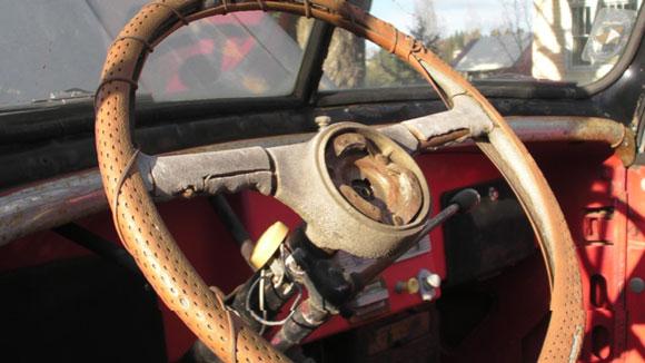 Randi Seaman's 1950 Willys Jeepster