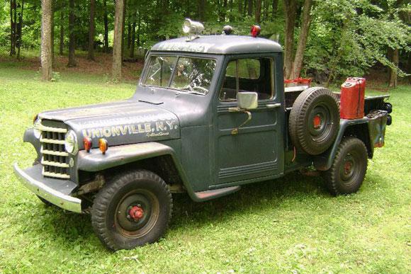 Leo Grabowski's 1952 Willys Truck