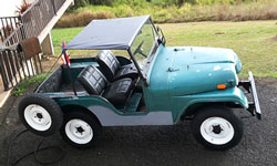 Alberto J. Rivera - 1969 CJ-5