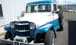 David Wilson - 1960 Willys Truck