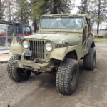 Passing on the Willys Jeep Addiction