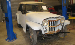Scott Ensor - 1950 Willys Jeepster