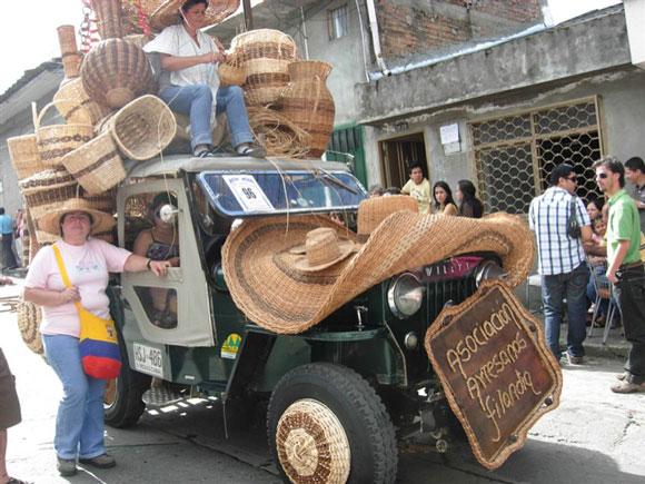 YIPAO Festival 2008, CALARCA