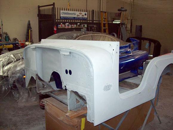 Matt Chapman's 1968 CJ-5 Jeep