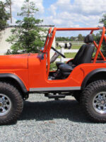 Matt Chapman's 1968 CJ-5 Jeep