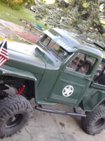Frank Cole's 1957 Willys Truck