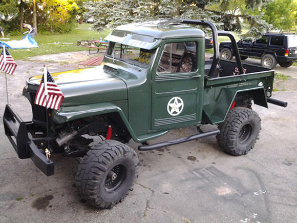 Kaiser Willys Jeep of the Week: 180