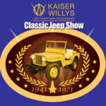 Kaiser Willys Classic Jeep Show at Aiken Music Fest