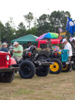 Kaiser Willys Classic Jeep Show at the Aiken Music Fest