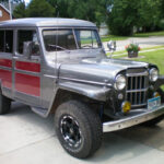 Kaiser Willys Jeep of the Week: 188