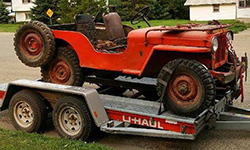 Alan Glanzer's Willys CJ-2A Project