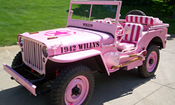 Dick Lavanture - 1942 Willys MB