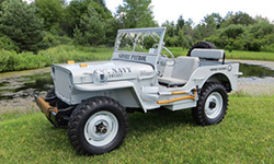 James Cooper - 1946 Willys CJ-2A