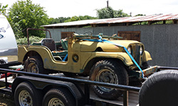 Jesse Rodriguez - 1953 Willys M38A1