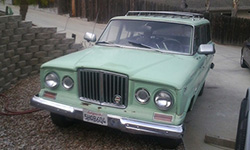 Jodi Johnson - 1965 Jeep Wagoneer