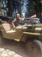 Hector Acero Olivera's 1942 Willys MB