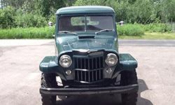 Stephen Johnson - 1953 Willys Truck