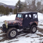 Kaiser Willys Jeep of the Week: 189