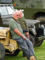 North Oxfordshire & Cotswold Area Military Vehicle Trust. Annual David King Memorial Road Run and BBQ. 2014