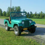 Willys CJ-5 – A Father and Son Project