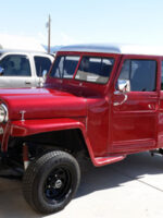 Bob Bowman's 1954 Willys Station Wagon