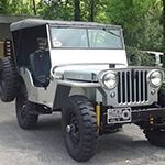 Jim Jones - 1948 Willys CJ-2A