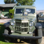 Kaiser Willys Jeep of the Week: 195