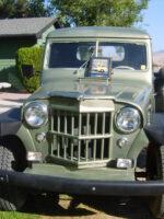 Vern Guyer's 1954 Willys Truck