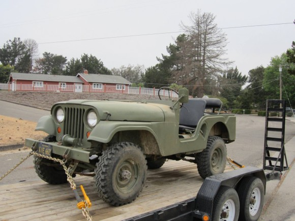 Kaiser Willys Jeep of the Week: 197