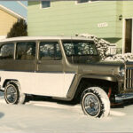 A Willys Station Wagon Owned Three Different Times