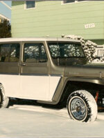 Chuck Gardner's 1962 Willys Station Wagon