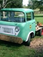 Doug Wilbrandt's 1963 Willys FC-150