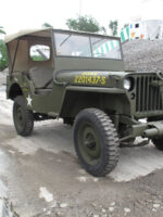 Romeo Dilig's 1942 Willys MB
