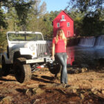 CJ-5 Weathering the Test of Time… and Grandchildren