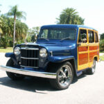 The Best of Old and New – My Willys Station Wagon