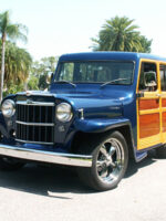 Carla Raphan's 1963 Willys Station Wagon