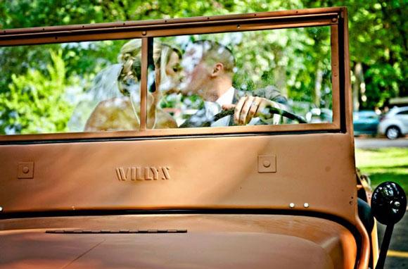 John Tracy's 1946 Willys CJ-2A