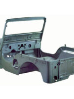 673859-38 - Image, Willys M38 Body Tub Kit