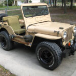 Kaiser Willys Jeep of the Week: 210
