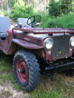 John Mrzygod's 1949 Willys CJ-3A