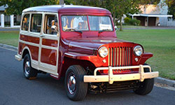 George Sickler's 1948 Willys Station Wagon