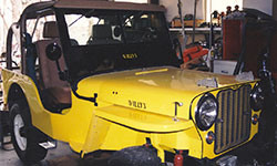 Phillip Cole's 1946 Willys CJ-2A