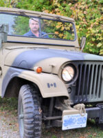 Steve Hearn's 1953 Willys M38A1