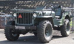Zaenuddin Dahlan's 1944 Willys MB