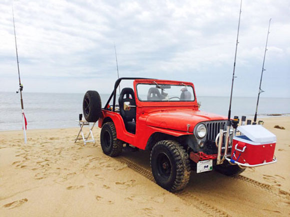 Don Verrico's 1962 CJ-5 Jeep